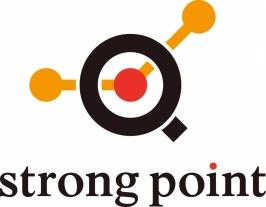 ストロングポイント株式会社 ロゴ